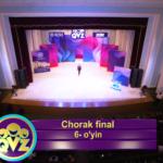 QVZ 2019 | Chorak final | 6-O'YIN