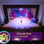 QVZ 2019 | Chorak final | 9-O'YIN