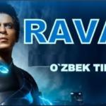 Ravan -  hind kino uzbek tilida