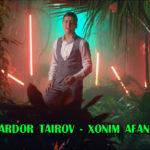 Sardor Tairov - Xonim afandim | Сардор Таиров - Хоним афандим