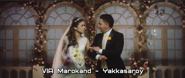 VIA Marokand - Yakkasaroy ВИА Мароканд - Яккасарой