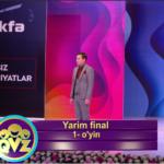 QVZ 2019 | Yarim final | 1-O'YIN