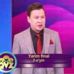 QVZ 2019 | Yarim final | 2-O'YIN