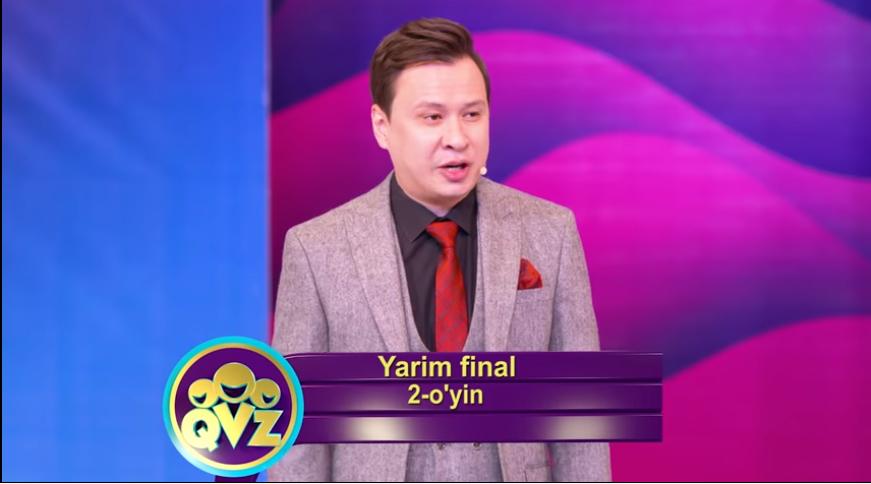 QVZ 2019 Yarim final 2-O'YIN