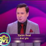 QVZ 2019 | Yarim final | 4-O'YIN