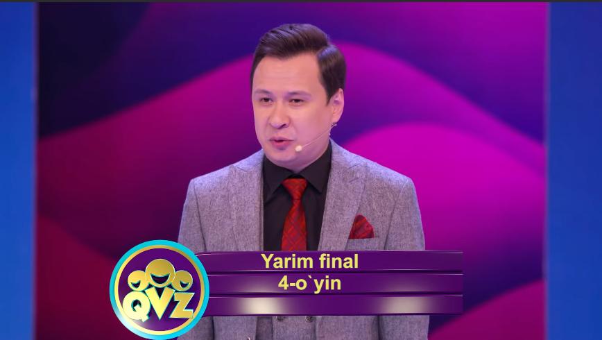 QVZ 2019 Yarim final 4-O'YIN