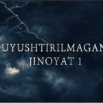 Uyushtirilmagan jinoyat (o'zbek film) | Уюштирилмаган жиноят (узбекфильм)