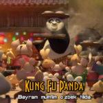 Kung Fu Panda Bayram multfilm o'zbek tilida