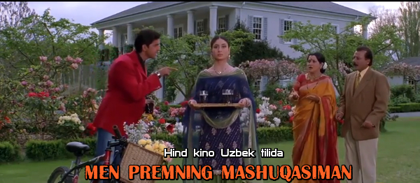 Men Premning mashuqasiman (Hind kino, Uzbek tilida)
