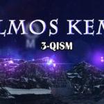 Olmos kema yangi yil konsert dasturi 2019 I 3-qism
