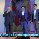Avaz Oxun - Muxlislar latifa aytishdi . Hali bunaqasi bo'lmagan.