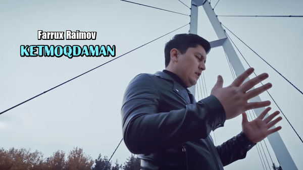 Farrux Raimov - Ketmoqdaman Фаррух Раимов - Кетмокдаман