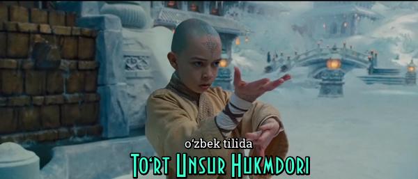 To'rt Unsur Hukmdori o'zbek tilidaHD