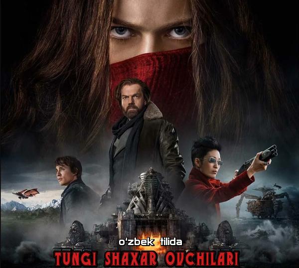 Tungi Shaxar Ovchilari o'zbek tilida HD formatida