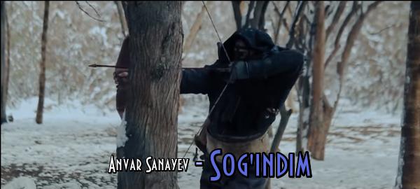 Anvar Sanayev - Sog'indim Анвар Санаев - Согиндим