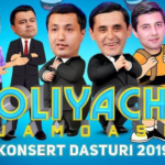 Moliyachi jamoasi ,konsert dasturi.