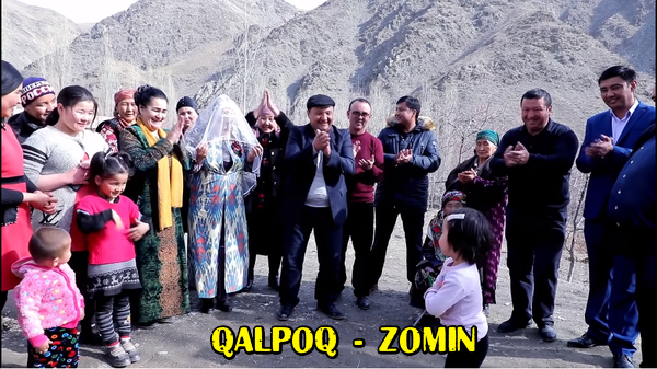 Qalpoq - Zomin Калпок - Зомин (hajviy ko'rsatuv)