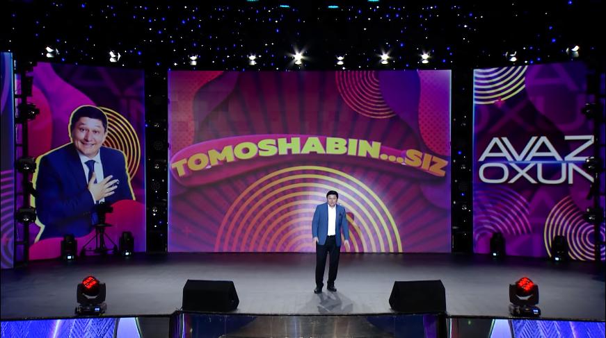 Avaz Oxun - Tomoshabinsiz 2 konsert dasturi 2020
