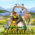 Madagaskar ikkinchi film Afrikadagi sarguzashtlar.