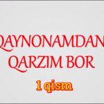 Qaynonamdan qarzim bor | Komediya serial - 1 qism