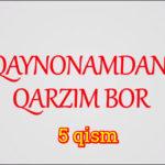 Qaynonamdan qarzim bor | Komediya serial - 5 qism
