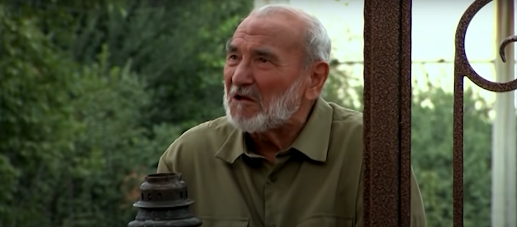 Фильм: Золотой дедушка